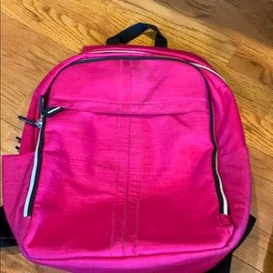 ikea family pink backpack!